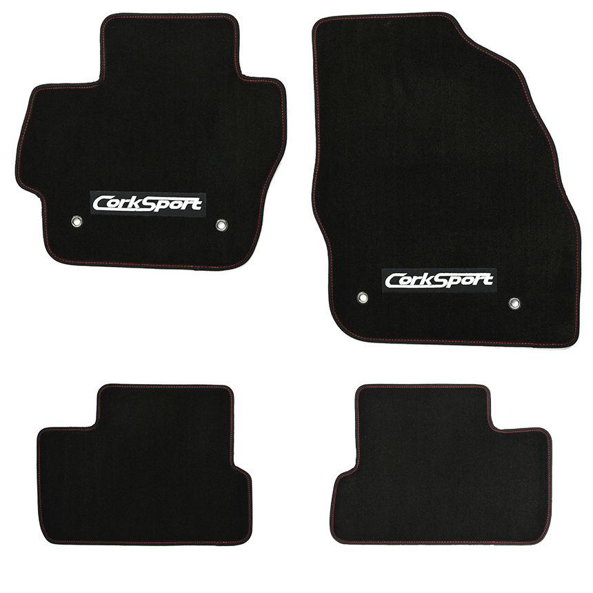 floor mats all weather 2010 2013 mazda3 set of 4 autos post. Black Bedroom Furniture Sets. Home Design Ideas
