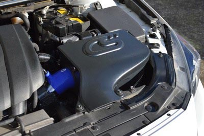 Mazda 3 SRI intake box