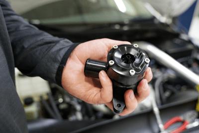 Mazdaspeed 3 bypass valve