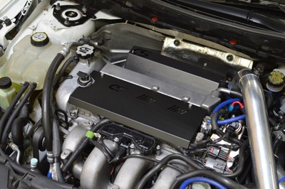 Mazdaspeed performance engine cover