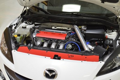 Mazdaspeed Engine Cover
