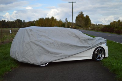 Mazdaspeed 3 car cover