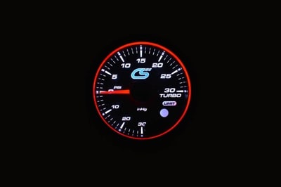 Mazdaspeed 3 boost gauge