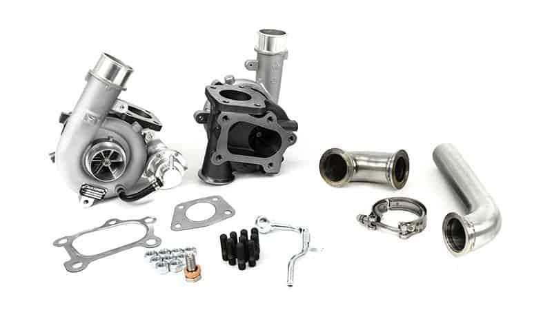 MPS3 turbocharger upgrade