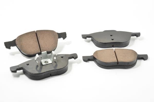 corksport front brake pads mazda 3 mazda 5. Black Bedroom Furniture Sets. Home Design Ideas