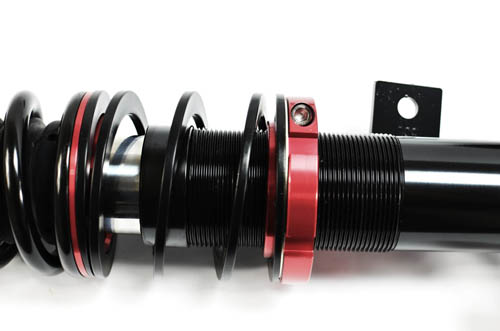 CorkSport's Mazdaspeed3 Coilovers Inverted 45mm.