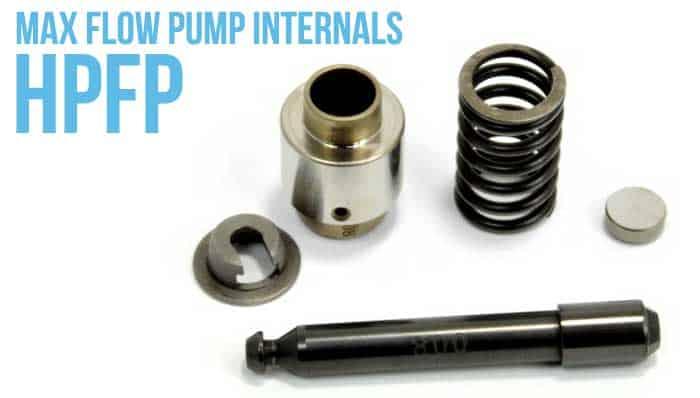 CorkSport Mazdaspeed HPFP Fuel Internals