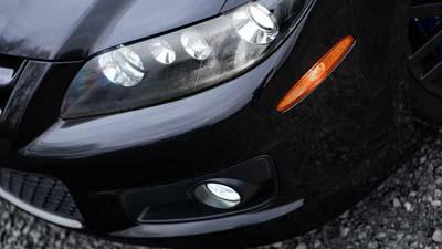 LED DRL Lighting Kit | Mazda & Mazdaspeed Fog Lights
