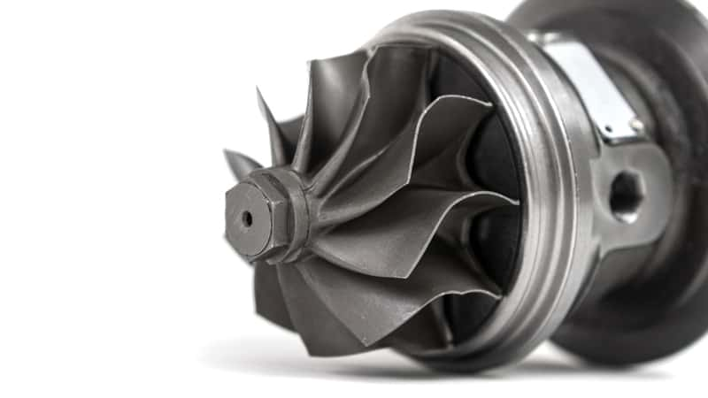 Mazdaspeed Turbine