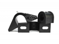 Rid yourself of inferior brackets with CorkSport billet sway bar brackets and bushings.