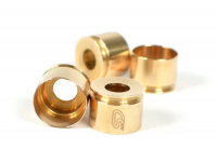 Our beautifully designed and engineered fuel injector seals are made of beryllium copper.