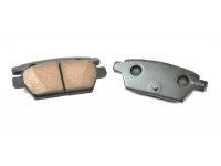 The CorkSport Mazdaspeed 6 rear brake pads are an important component of your ride's performance.
