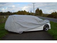 Why leave your ride exposed to the elements when the CorkSport cover is available.
