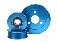 Add a personal touch to your engine bay with the CorkSport Mazdaspeed Pulley Kit.