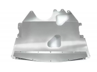 protect your undercarriage with the corksport aluminum skid plate