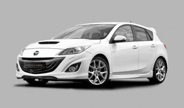 Mazdaspeed 3 Performance Parts
