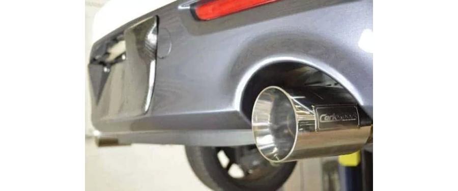 Mazdaspeed 3 Catback Exhaust non-resonated