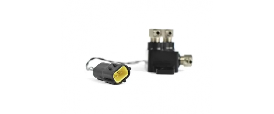 It's easy. Plug our Boost Control Solenoid directly into the OEM location.