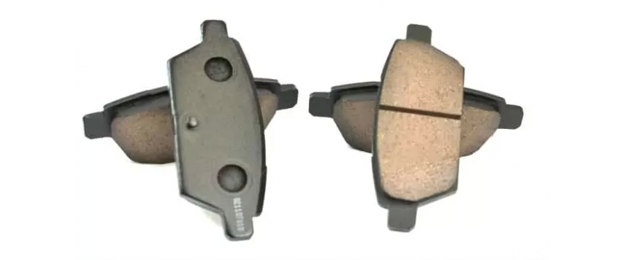 We blended the best attributes of semi-metallic and ceramic brake pads to deliver you with superior handling performance.