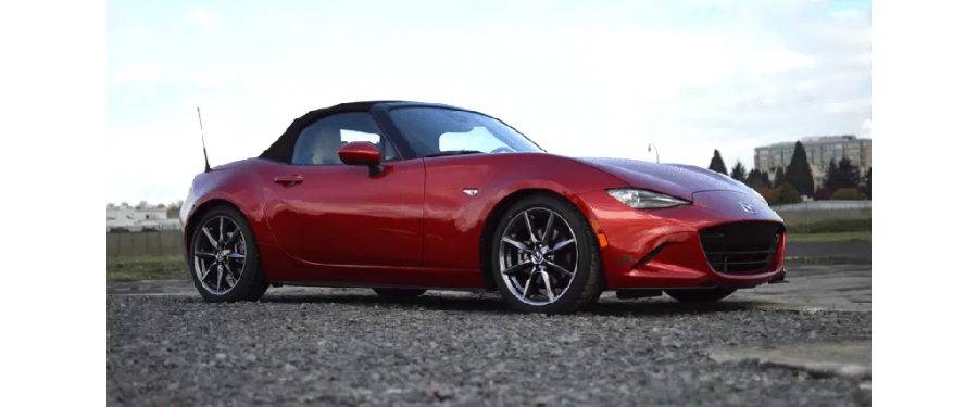 The CorkSport Sport Springs give the MX-5 an aggressive look without sacrificing functionality or ride quality.