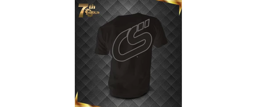 Our new 7th Gear membership program includes many perks, including this CorkSport branded t-shirt.