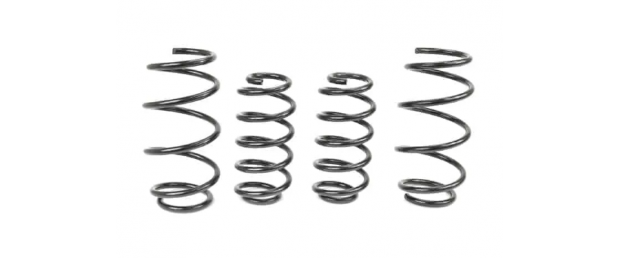 2016+ CX-3 sport springs are constructed to provide long-lasting durability and rust protection.