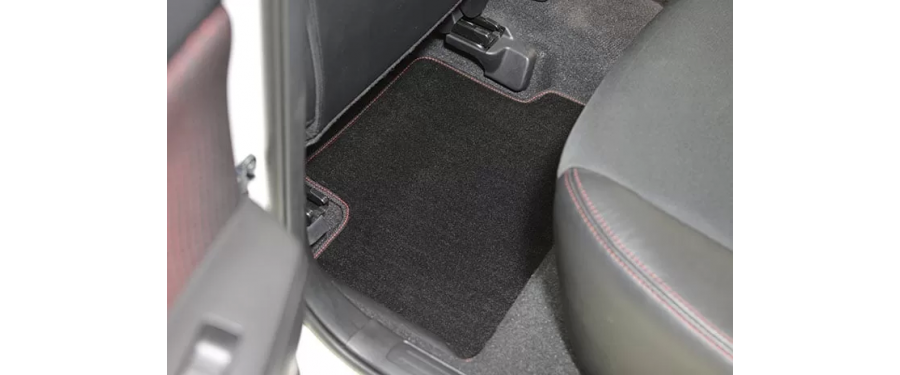 CorkSport Mazdaspeed 3 Floor Mat Rear Driver's Side