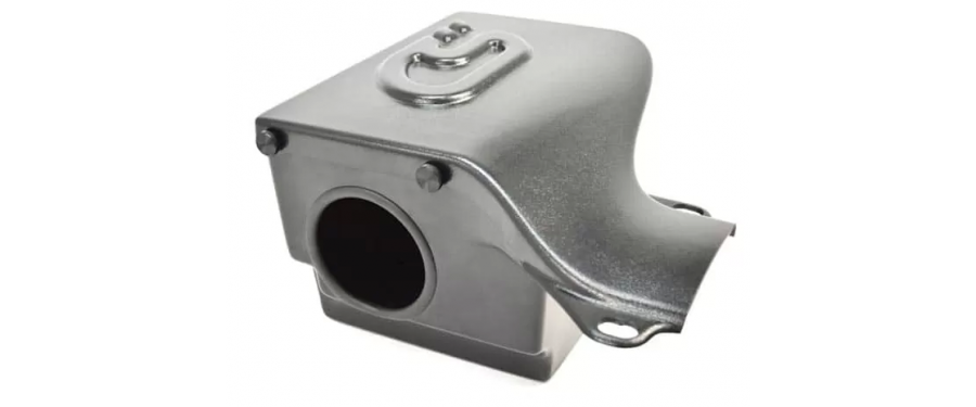The CorkSport Cold Air Box is designed to perfectly fit your existing CorkSport SRI.