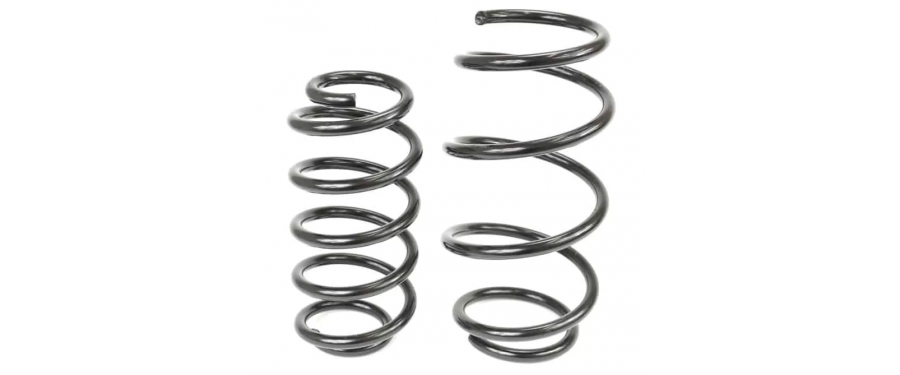 Give your CX-3 a drop with the CorkSport lowering springs.