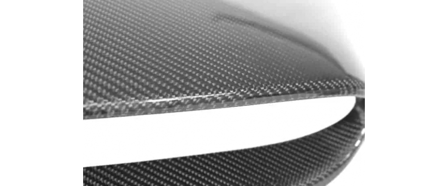 We've coated our hood scoop in UV-resistant, epoxy resin to keep it fresh looking and strong for years to come.