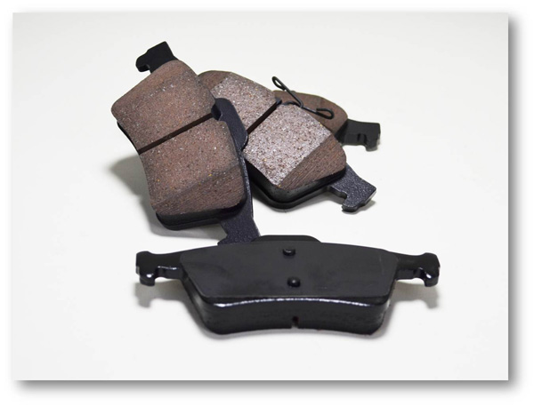 Increase Performance And Braking Power With The CorkSport Rear Brake Pads  For Mazdaspeed 3 And Mazda ...
